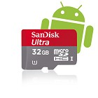 SanDisk microSDHC Ultra Android