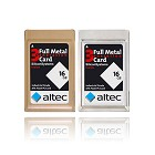 Altec Full Metal Card 3rd Edition