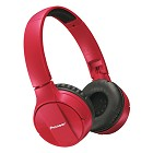 Pioneer MJ553BT Bluetooth On-ear headphones