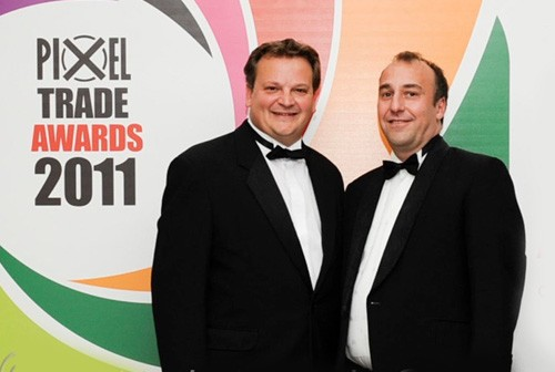 SanDisk win at Pixel Trade Awards image
