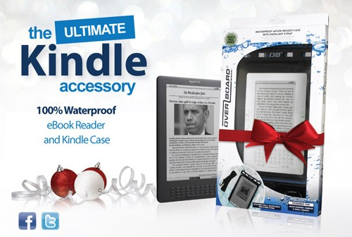 The Ultimate Kindle Accessory - Now in Stock image