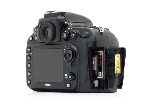 Nikon D800 officially announced image