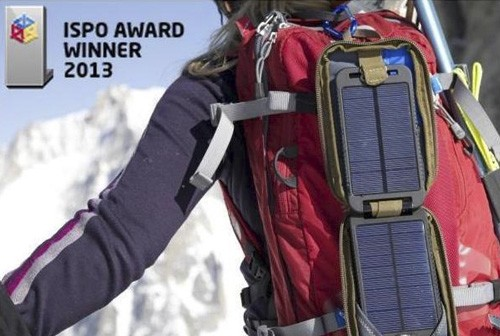 Solarmonkey Adventurer wins ISPO Award image