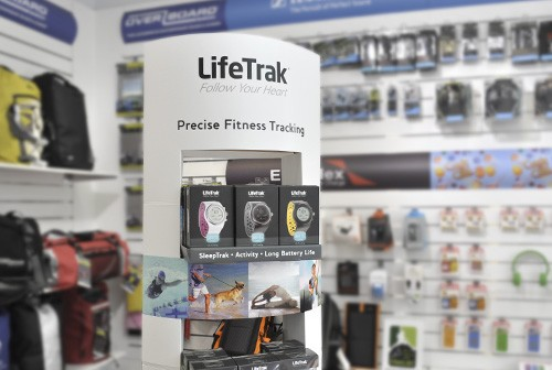 Achieve Your Health and Fitness goals with LifeTrak image