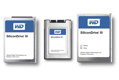 Western Digital Anounces SiliconDrive III image