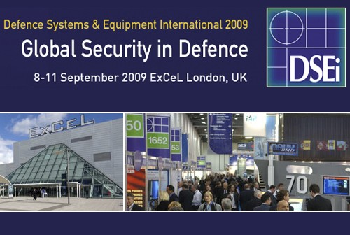 Join Peak at DSEi on stand 1968 image