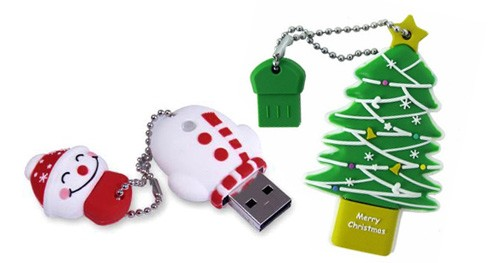 Festive Fun USB Drives image